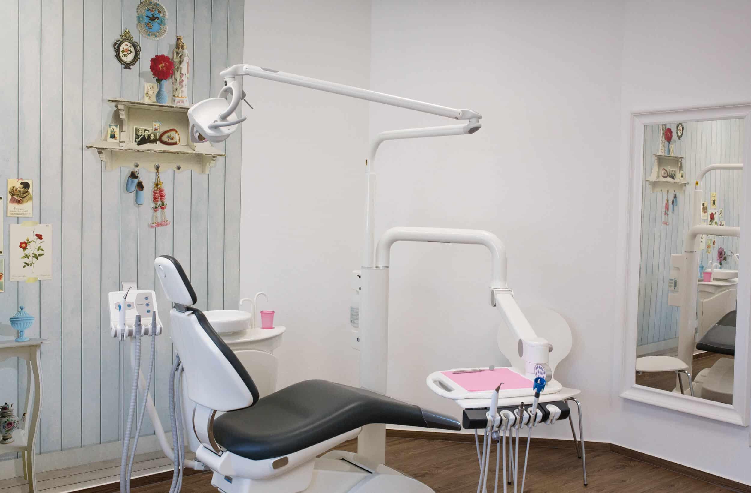 Behandlungsraum2-Kieferorthopädie Schreiber Lünen
